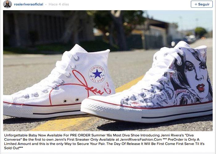 Converse Mirá Jenni Para De Zapatos Los Rivera HHz8qY