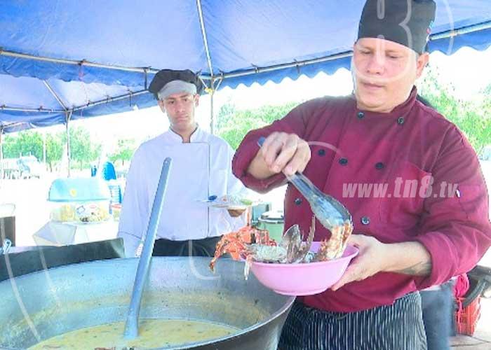 Feria del Mar trae a Managua delicias en mariscos a precios accesibles - TN8 Nicaragua
