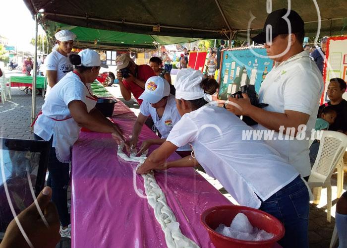 La Paz Centro celebra sus 50 años de fundación - TN8 Nicaragua