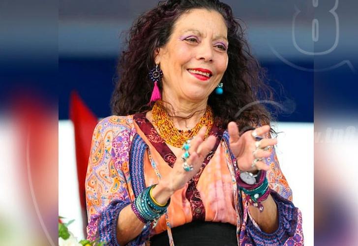 """Rosario Murillo: """"Nicaragua es bendita, digna y trabajadora"""" - TN8 Nicaragua"""