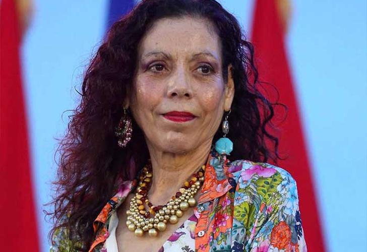 """Rosario Murillo: """"Saludamos a los hermanos del Consejo Político del ALBA"""" - TN8 Nicaragua"""
