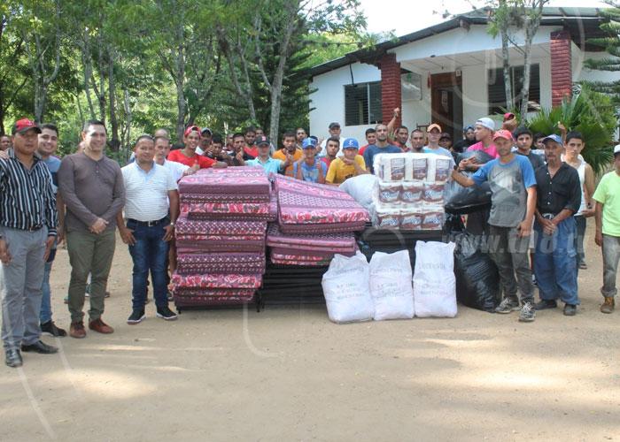 Crece solidaridad con el Centro de Rehabilitación El Alfarero en Ocotal - TN8 Nicaragua