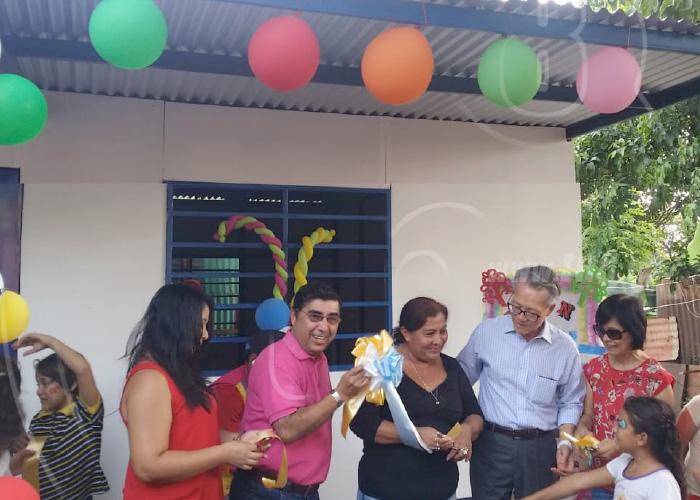 Entregan dos viviendas a familias del barrio Buena Vista - TN8 Nicaragua