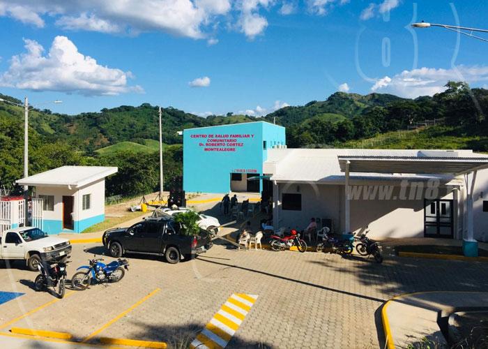 Inauguran moderno centro de salud en San Francisco del Norte, Chinandega - TN8 Nicaragua