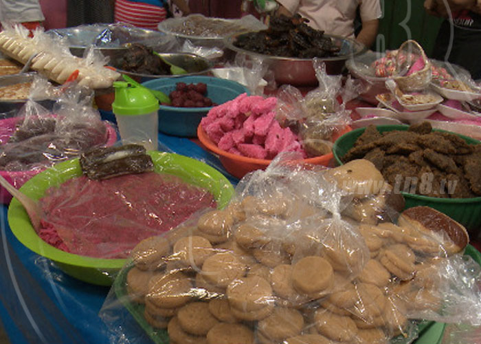 Mercados de Nicaragua llenos de dulces para Navidad y Purísima - TN8 Nicaragua