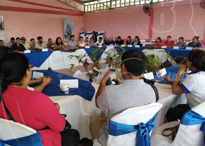 Alcaldía de San Rafael del Sur hace foro sobre emprendimiento juvenil - TN8 Nicaragua