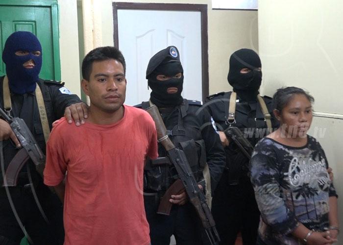 Esclarecen caso de femicidio en comunidad de Teustepe, Boaco - TN8 Nicaragua