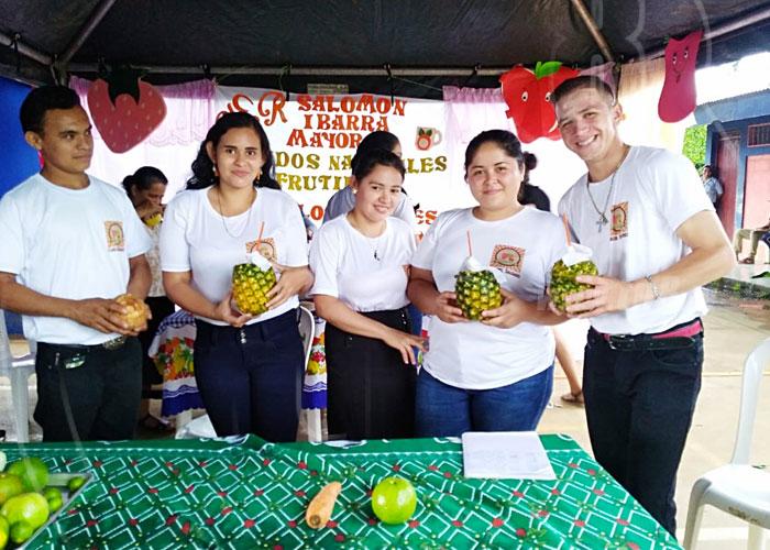 Estudiantes realizan feria de emprendimiento en Nueva Guinea - TN8 Nicaragua
