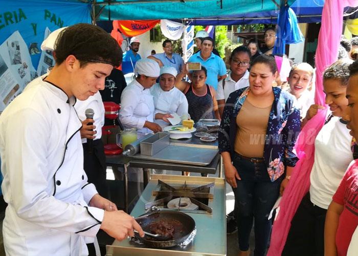 INATEC en Rivas presenta oferta formativa 2020 - TN8 Nicaragua