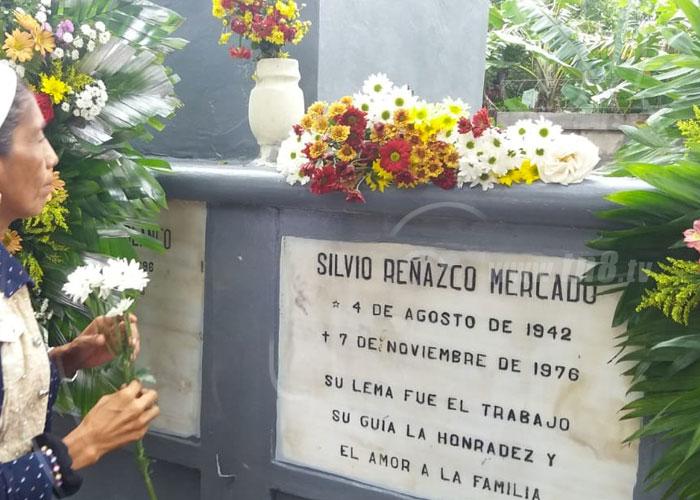 Recuerdan legado de Silvio Reñazco en Masaya - TN8 Nicaragua