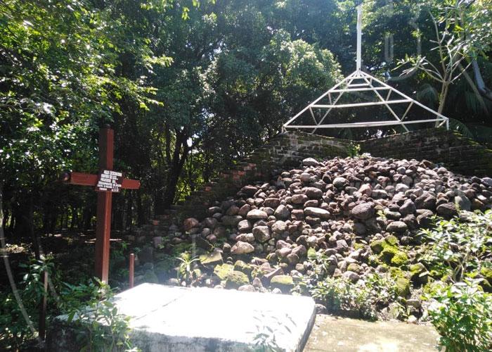 Familias de Posoltega recuerdan con dolor 21 años de la tragedia del Mitch - TN8 Nicaragua
