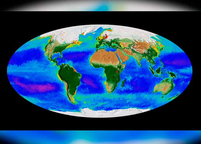 Video aterrador: La NASA captura los últimos 20 años de la Tierra