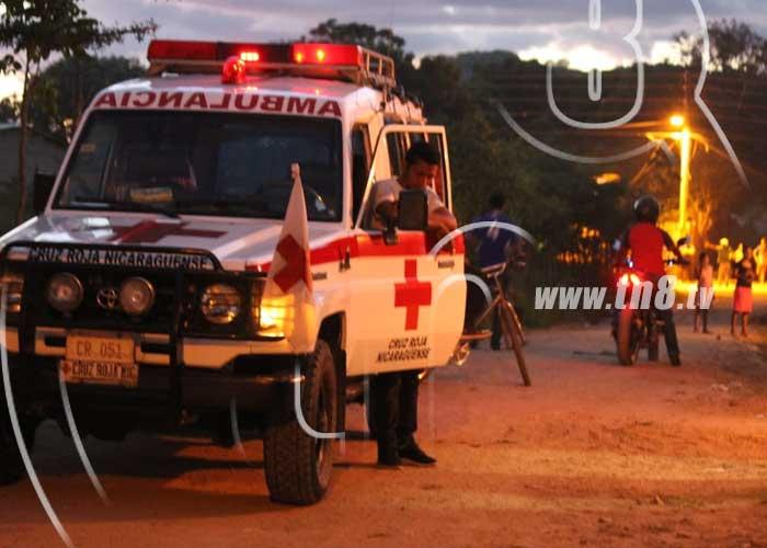 Motociclista temerario embiste a una adolescente en Ocotal - TN8 Nicaragua