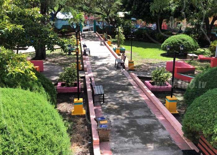 San Fernando progresa con proyectos de vivienda, deporte y recreación - TN8 Nicaragua