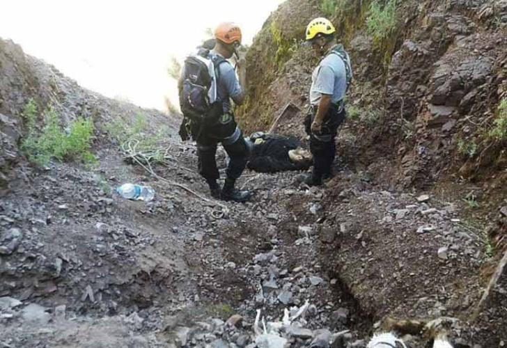 Turista estadounidense fue encontrado muerto luego de tres días de desaparecido — Cusco