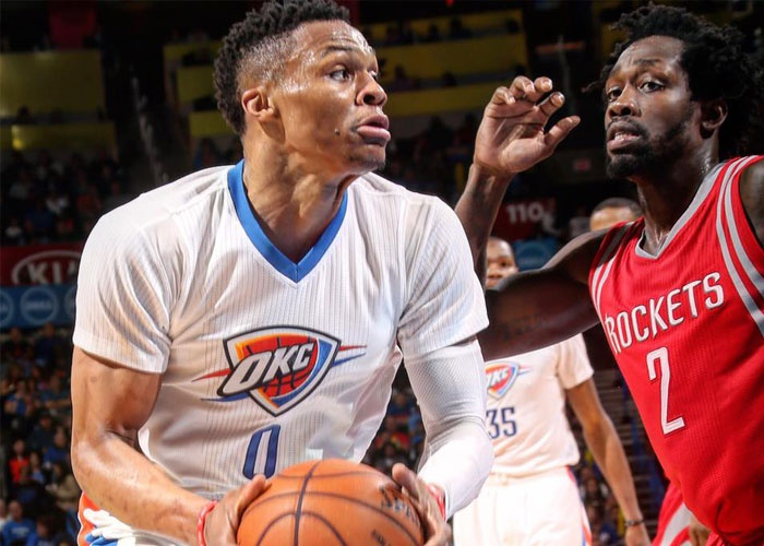 None-Westbrook sigue impactando