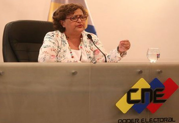 Bases comiciales presentan aspectos de inconstitucionalidad — Rector Rondón