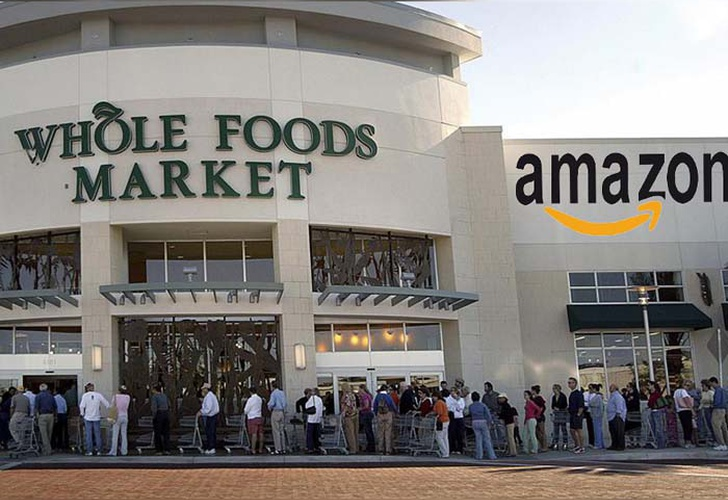 Así 'enamoró' Amazon a la cadena Whole Foods en su primera cita
