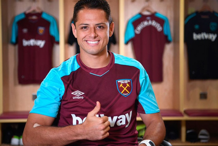 west, ham, liga, premier, chicharito, premier, league, pablo, zabaleta, david, sullivan,-El West Ham anuncia el fichaje de 'Chicharito'