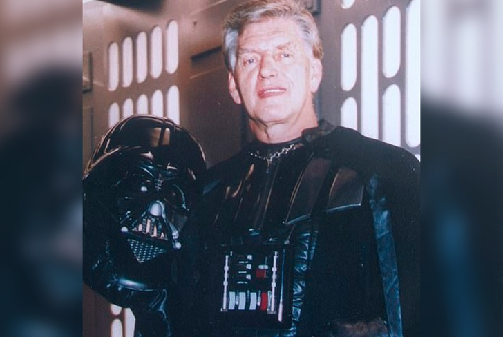 Muere el actor Dave Prowse, quien interpretó a Darth Vader en Star Wars
