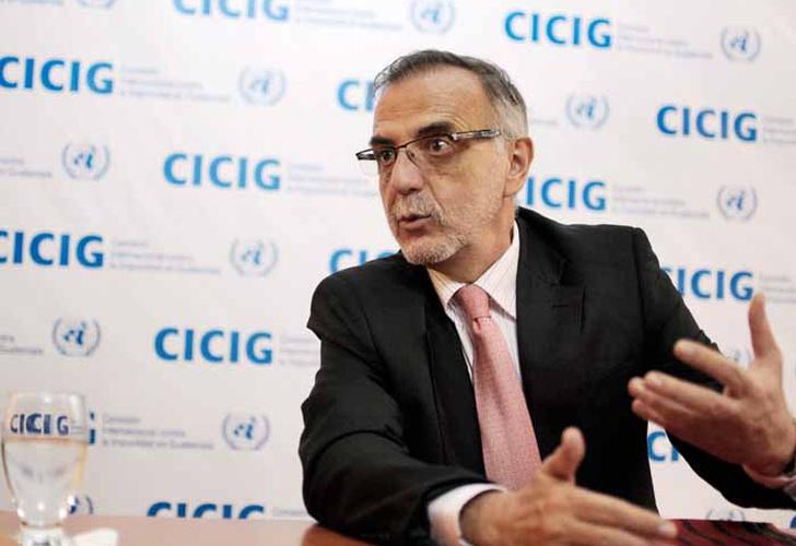 Morales reafirma salida del jefe de la Cicig en Guatemala