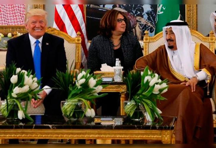 EU y Arabia Saudita firman acuerdo militar