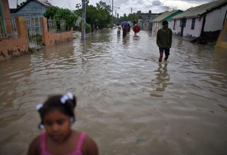 Diez muertos y más de 80.000 evacuados por inundaciones en Brasil