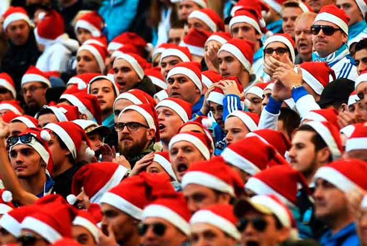 inglaterra, futbol, boxing day, inglaterra, premier league,