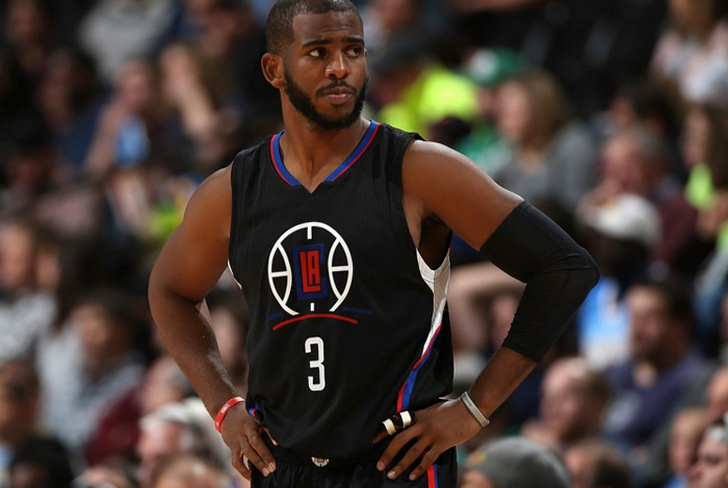 Chris Paul es cambiado a los Rockets de Houston