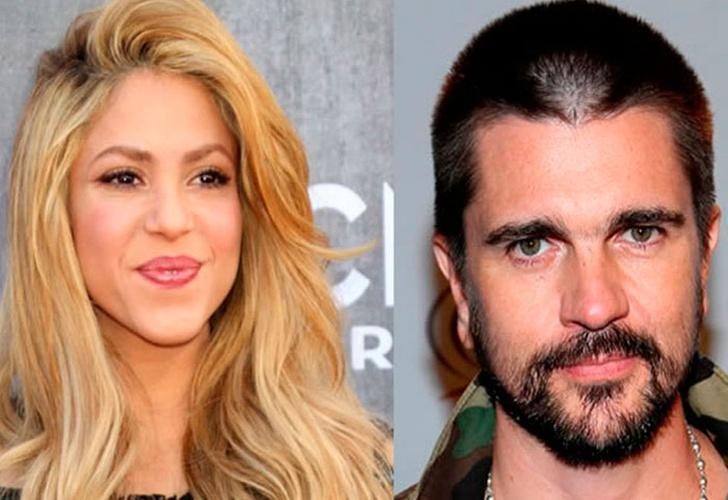Le caen encima a Shakira por