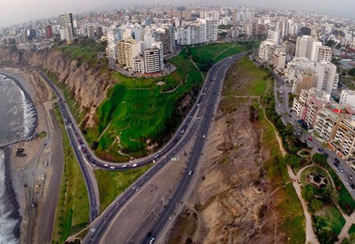 4 temblores sacudieron la ciudad en solo 30 minutos — Sismo en Lima