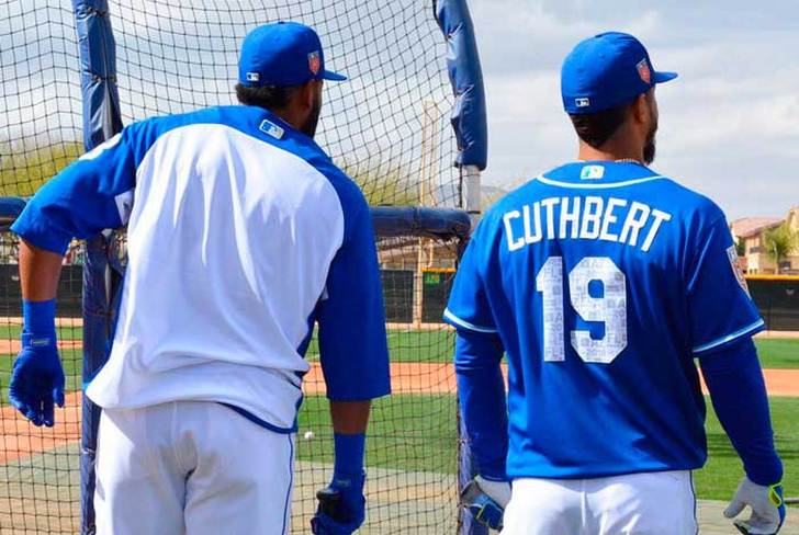 kansas, city, royals, mike, moustakas, cheslor, cuthbert, ned, yost, dayton, moore,