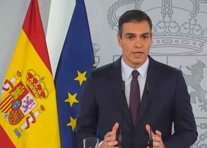 espana, gobierno, pedro sanchez, decreto de estado de alarma, coronavirus, pandemia,