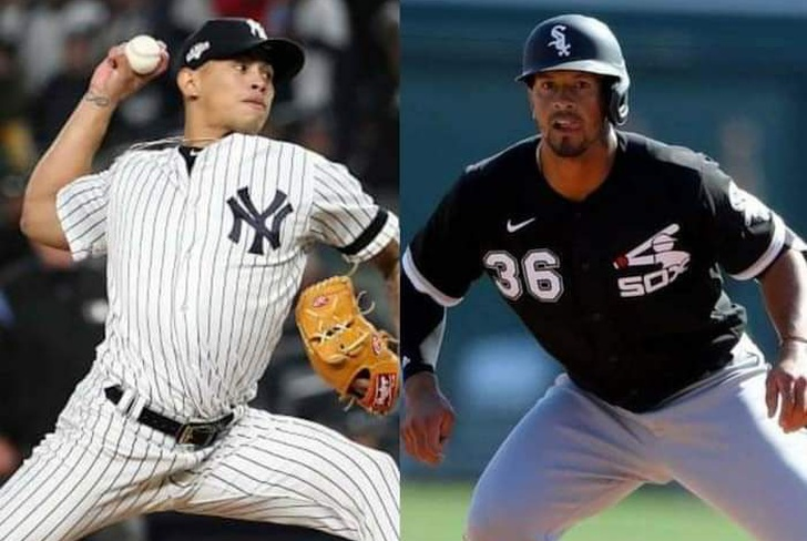 Cheslor Cuthbert, mlb, jonathan loaisiga, yankees, white sox,