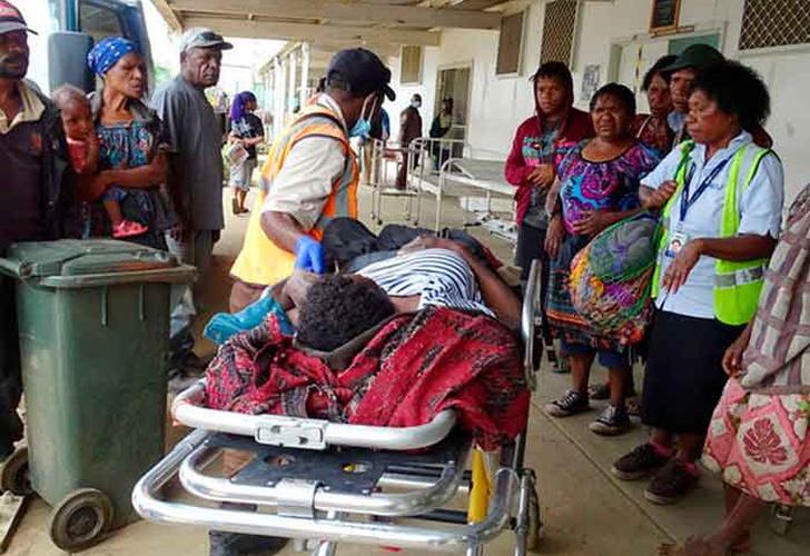 Segundo terremoto Papúa Nueva Guinea; deja 18 muertos