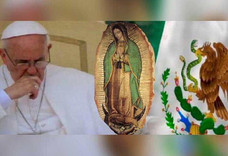 Papa Francisco cree qué el Diablo castiga a México