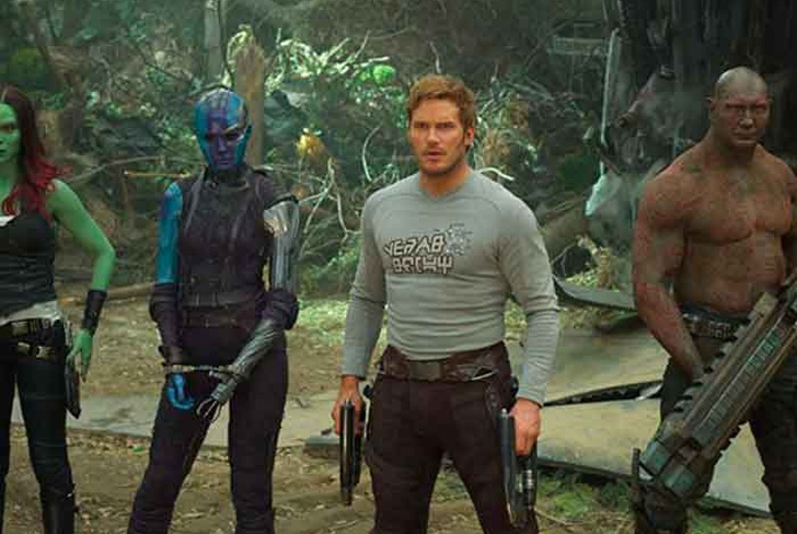 cine, marvel, sexualidad, star lord, guardianes de la galaxia,