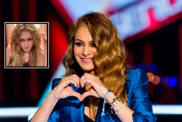video, viral, paulina rubio, redes sociales, drogas, polemica, criticas,