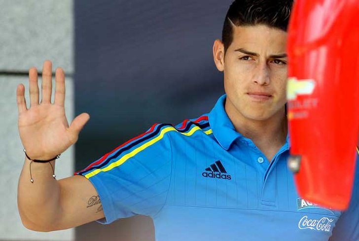 james rodriguez, se va, bayren munich, cedido, futbol,-James Rodríguez se va del Real Madrid