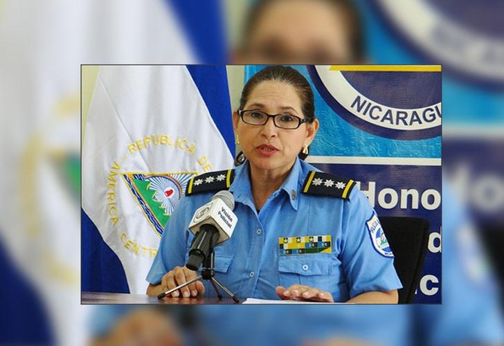 nicaragua, managua, comunicado policia,