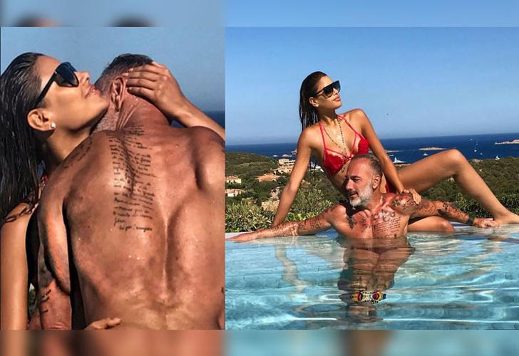 ¿Nunca hubo romance entre Gianluca Vacchi y Ariadna Gutiérrez?