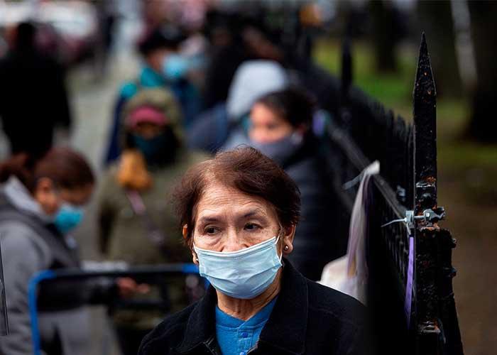 estados unidos, coronavirus, covid 19, pandemia, chicago, confinamientos, enfermedad,