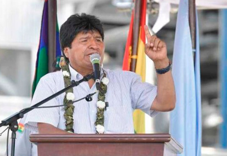 evo, morales, eeuu, amenaza, bolivia, mayor, noticias, america, latina,-EE.UU. es la mayor amenaza para la democracia, dice Evo Morales