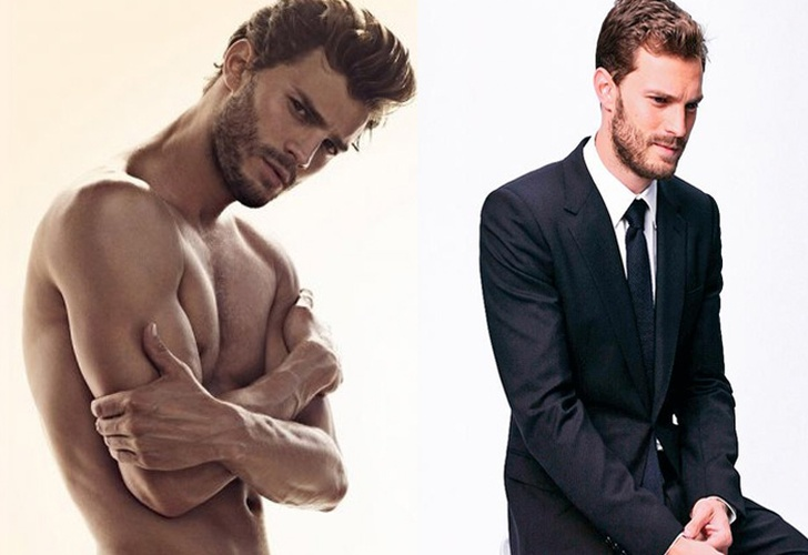 estados unidos, los angeles, california, jamie dornan, 50 sombras liberadas, sketch divertido,