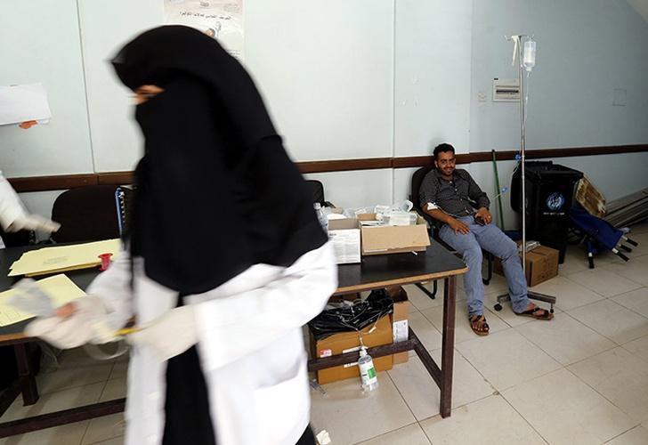 Aumenta a más de 530 los fallecidos por cólera en Yemen