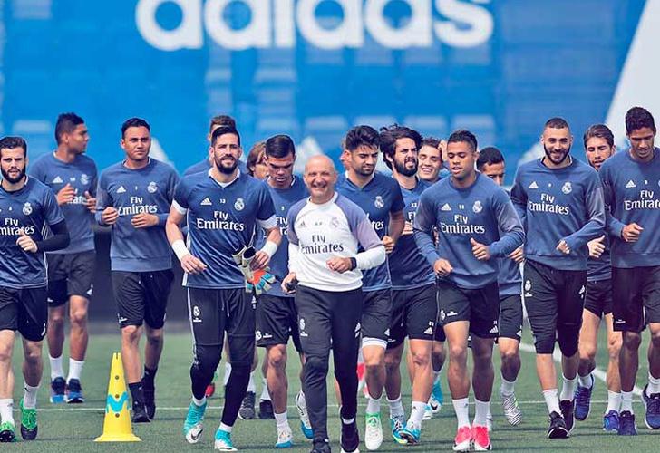Va el Madrid por liderato de la Liga