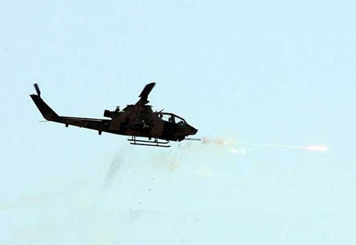 Un helicóptero de la policía con 12 ocupantes se estrella en Turquía