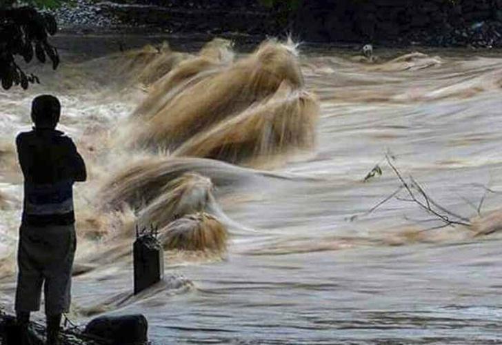 Lluvias dejan otra víctima y daños en la zona sur de Honduras