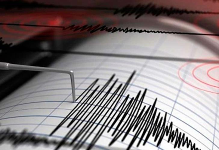 Sismo de magnitud 5.1 grados Richter se percibió en Región de Tarapacá