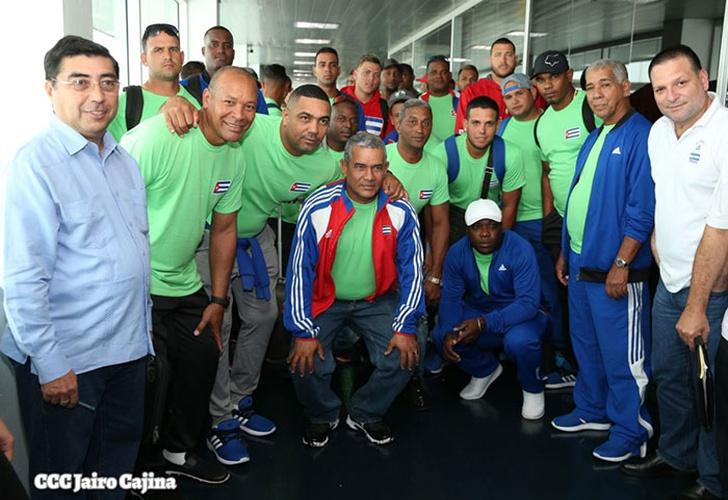 Cuba derrota a Nicaragua en el primer juego de serie de béisbol